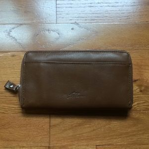 Stone Mountain Brown Leather Wallet